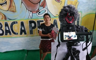 Belajar di Rumah: Guru menemani lewat membaca buku cerita