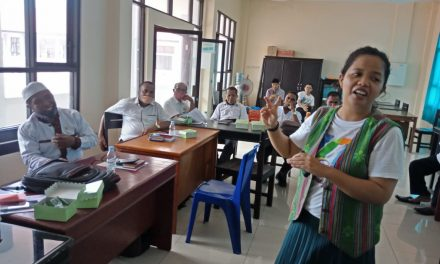 Pelatihan Literacy Cloud untuk Pengawas Sekolah di Ende